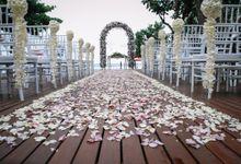 Wedding Yuri & Chris by Anantara Seminyak Bali Resort