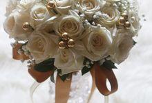 CALVIN AND ANASTASHA WEDDING by Floline Flower