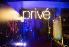 50th Birthday Bash at Prive, Calrke Quay by Impressario Inc