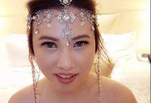 Bridal Makeup by Furama RiverFront