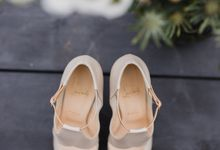 Caroline and Ricco rustic wedding by Atelier of memories