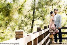 Cathrine & Gabe Prewedding by Andri Sormin Photography