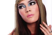 EGYPTIAN GODDESS by FEMI APRIL MAKE UP
