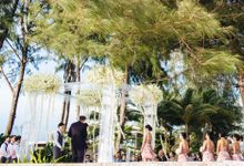 Private Resort Wedding in Phuket by Luxury Events Phuket
