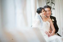 Wedding | Celia & Mark by Felicia Sarwono Makeup Art