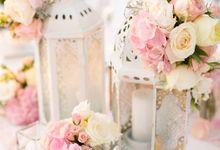 Water Colors Wedding by Tirtha Bridal
