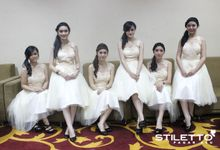 Wedding Johanes & Frances by STILETTO PAGAR AYU