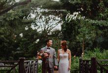 Mid-autumn Romance 2 by Wedrock Weddings