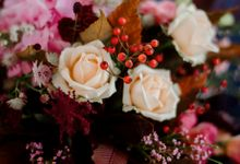 Mid-autumn Romance 1 by Everitt Weddings