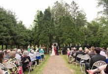 WEDDING CEREMONY AND RECEPTION AT CHAILEY ESTATE by Chailey Estate Event Venue