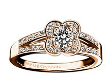 Chance of Love diamond engagement ring by Mauboussin by MAUBOUSSIN