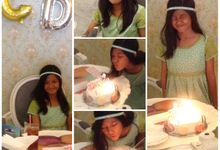 Event - Chanda 11th Birthday Celebration at Le Sica Bali by XO Events & Villas