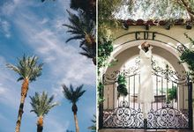 Palm Springs Wedding by Dez and Tam Photography