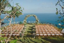 Wedding of Charlotte and Ian at Khayangan Estate by Terralogical