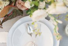 Chateau Garden Wedding by Esmeralda Franco Photography
