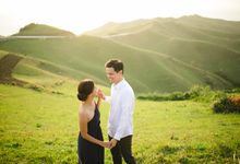 Chessy and Kyle by Jed Calara Photography
