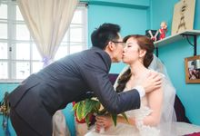 Actual Day Wedding of ChinAn & Sherlyn by Rave Memoirs