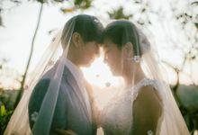 Alex Wu & Michele Wedding by Agra Photo
