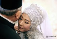 Chitsa & Backtiar by Wong Akbar Photography