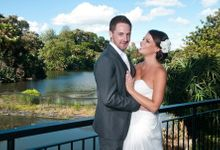 Wedding   Chloe & Matt by Felicia Sarwono Makeup Art