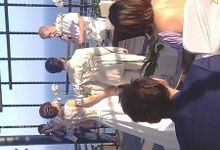 Wedding of Chris & Agnes by Bali Rainbow Weddings