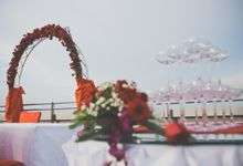 Wedding By The Harbour by Hotel Jen Puteri Harbour, Johor