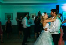 Wedding of Christiane & Ralf by Chris Yeo Photography