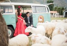 Thailand Prewedding by Wilson by Amara Pictures