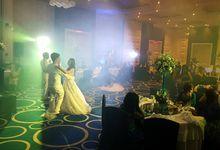 Wedding Setups by DJ Jong Rei