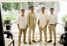 El Nido Wedding of Chrys and Pauline by Dyan Collo Weddings & Lifestyle Photography