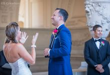 San Francisco City Hall Wedding by ES Creation Photography