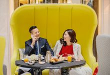 Jezy & Torin - Pre Wedding in Paris by Claire Morris Photography