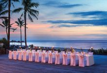 Cloud Nine Terrace -  Reception Venue by The St Regis Bali Resort