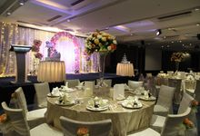 Constellation Ballroom at ONE15 Marina by ONE°15 Marina Sentosa Cove, Singapore