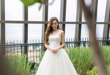 Sweet Ball Gown by Lerv Bridal Co.