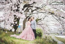 Japan Prewedding by Wilson by Amara Pictures