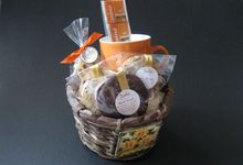 Country Baskets by Russian Cookie House