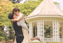 Pre-wedding Photography - Pin Qi & Yi Fan by Knotties Frame