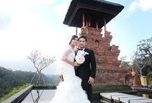 Wedding of Dede and Ivonne Kadiman by Mandapa, a Ritz-Carlton Reserve