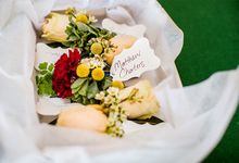Courtney & Matthew by Sydney Floral Events