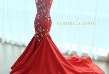 Cheongsam Embroidery - GV HERITAGE by GV by Gabriella Vania