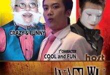 Host by Ivan Wu MC