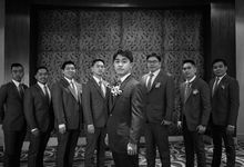 Crowne Plaza Ortigas Wedding by Lloyed Valenzuela Photography