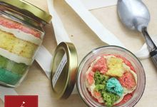 Cake in Jar by Cupcake&Co
