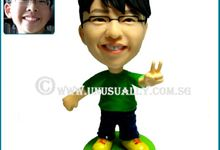 Personalized & Customized 3D Unusually MiniMe Figurines - The Perfect Gift For Any Occassions Etc by UNUSUALLY CREATION - THE ORIGINAL 3D FIGURINE'S FOUNDER