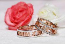 Wedding Bands by eClarity Diamonds