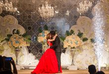 Wedding of Tiffany Lu by FARISHTAWORKS
