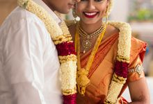Rev & Raj by Subra Govinda Photography