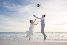 Grace & Geral Destination Wedding in Maldives by Asad's Photography