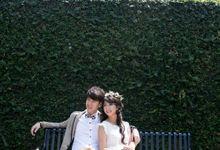 Davin & Felicia Prewedding by King Foto & Bridal Image Wedding